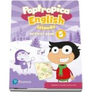 Poptropica English Islands Level 5 Activity Book