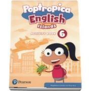 Poptropica English Islands Level 6 Activity Book