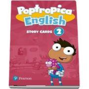 Poptropica English Level 2 Storycards