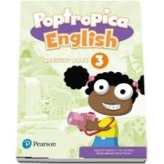 Poptropica English Level 3 Activity Book