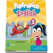Poptropica English Level 5 Audio CD