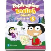 Poptropica English Level 5 Pupils Book and Online Game Access Card Pack