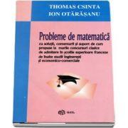 Probleme de matematica de Thomas Csinta