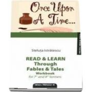 Read and learn through fables and tales workbook for 7 and 8 formers