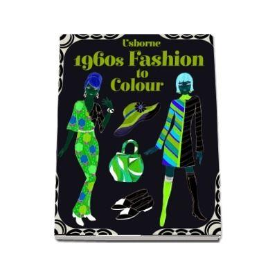 1960s fashion to colour
