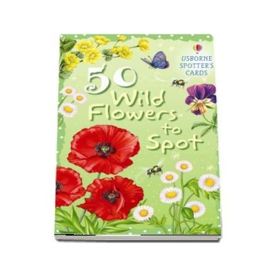 50 wild flowers to spot