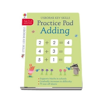 Adding practice pad 5-6
