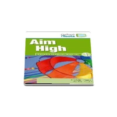 Aim High: Level 1: iTools: A new secondary course which helps students become successful, independent language learners