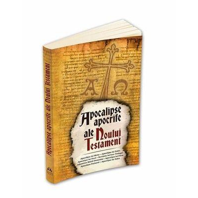 Apocalipse apocrife ale Noului Testament. Editia a II-a