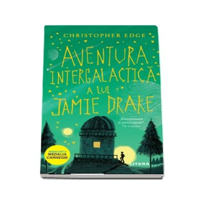 Aventura intergalactica a lui Jamie Drake