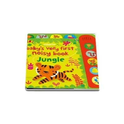 Babys very first noisy book: Jungle