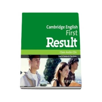Cambridge English First Result. Class Audio CDs