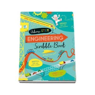 Engineering scribble book