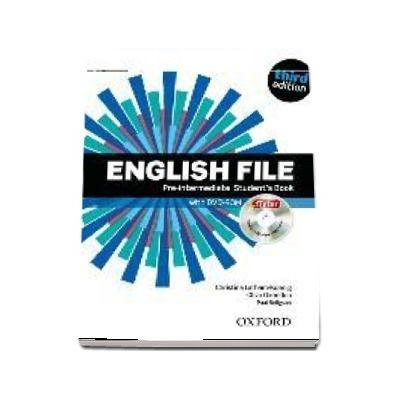 English File 3e Pre Intermediate Student Book & Itutor Pack