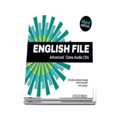 English File: Advanced: Class DVD: The best way to get your students talking