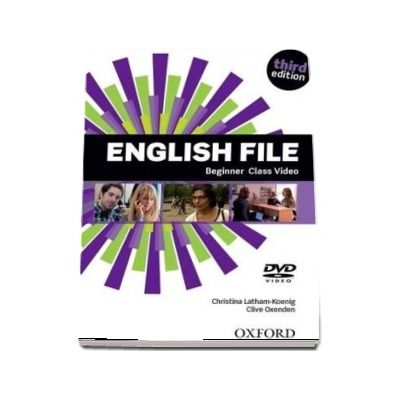 English File: Beginner: Class DVD: The best way to get your students talking