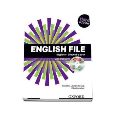 English File: Beginner: Students Book with iTutor: The best way to get your students talking