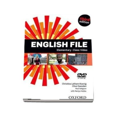 English File third edition: Elementary: Class Audio CDs: The best way to get your students talking