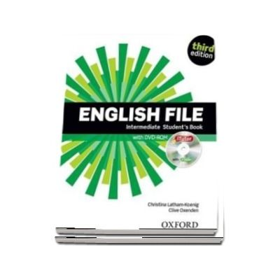 English File third edition: Intermediate: Students Book with iTutor: The best way to get your students talking