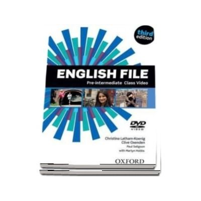 English File third edition: Pre-intermediate: Class DVD: The best way to get your students talking