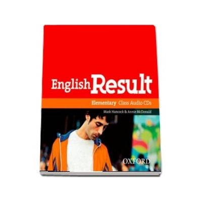 English Result Elementary. Class Audio CD