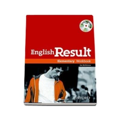 English Result Elementary. Workbook with Answer Booklet and MultiROM Pack, General English four-skills course for adults
