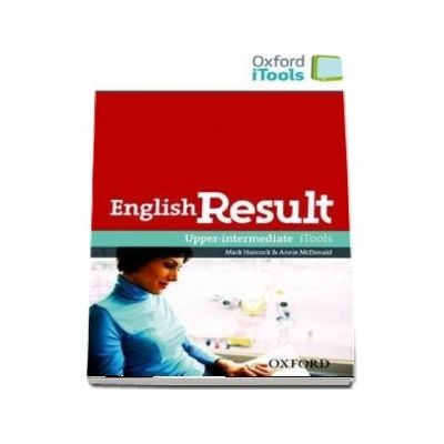 English Result Upper-Intermediate. iTools, Digital resources for interactive teaching