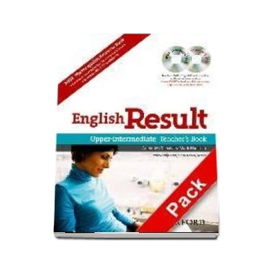 English Result, Upper-Intermediate. Teachers Resource Pack with DVD and Photocopiable Materials Book
