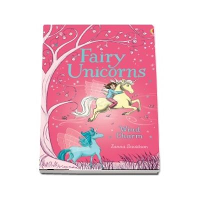Fairy Unicorns Wind Charm