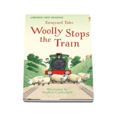 Farmyard Tales Woolly Stops the Train