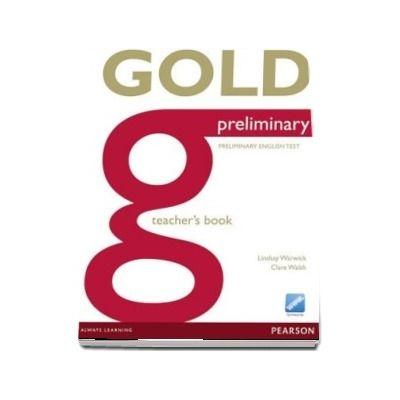 Gold Preliminary Teachers Book