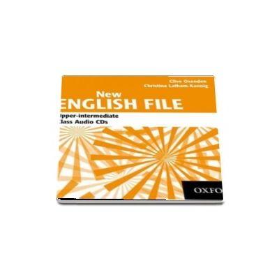 New English File: Upper-Intermediate: Class Audio CDs (3)