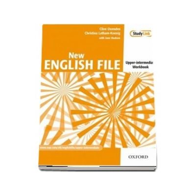 New English File: Upper-Intermediate: Workbook: Six-level general English course for adults