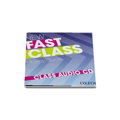 New Fast Class. Class Audio CD