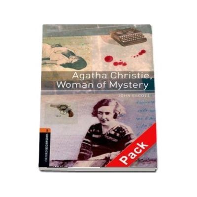 Oxford Bookworms 3e S2 Agatha Christie Woman of Mystery Pack