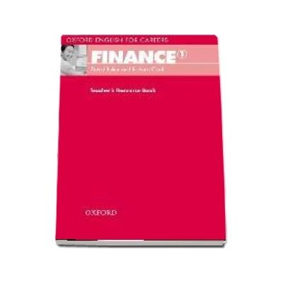 Oxford English for Careers Finance 1. Teachers Resource Book