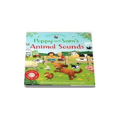 Poppy and Sams animal sounds