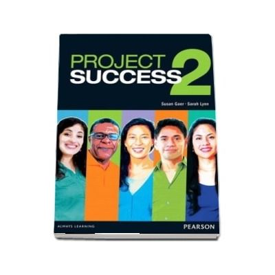 Project Success 2 Student Book with eText