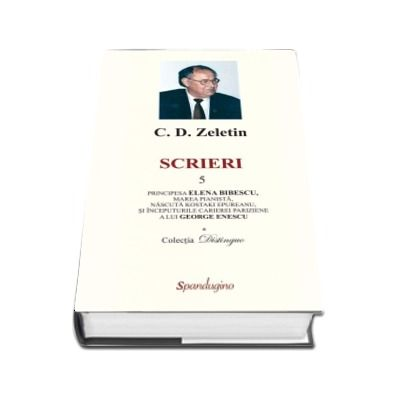Scrieri V. Principesa Elena Bibescu, pachet, doua volume