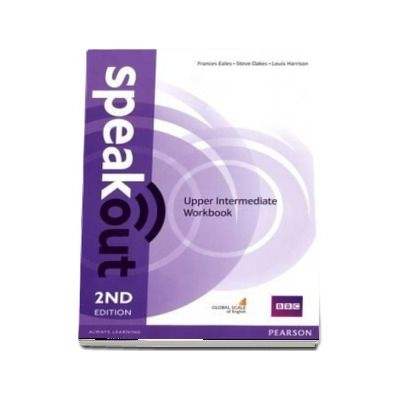 Speakout Upper Intermediate 2nd Edition Workbook without Key