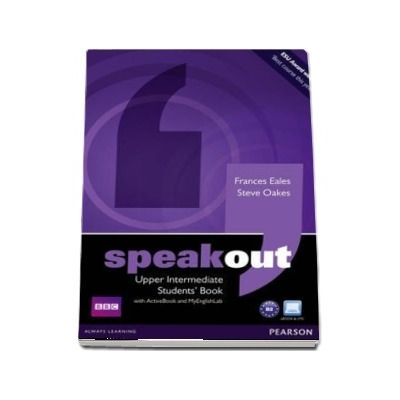 Speakout Upper Intermediate Students Book with DVD/Active Book and MyLab Pack