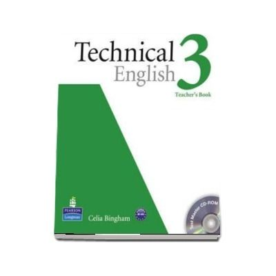 Technical English Level 3 Teachers Book/Test Master CD-Rom Pack