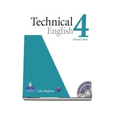 Technical English Level 4 Teachers Book/Test Master CD-Rom Pack