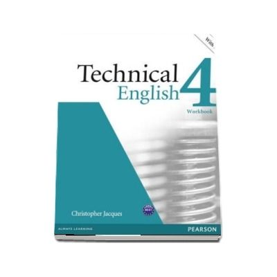 Technical English Level 4 Workbook with Key/Audio CD Pack