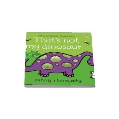 Thats not my dinosaur...