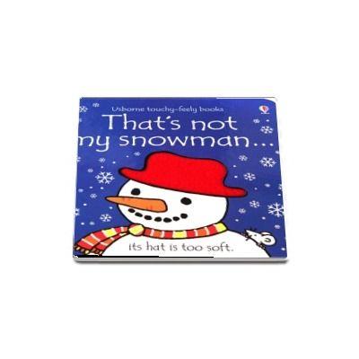 Thats not my snowman...