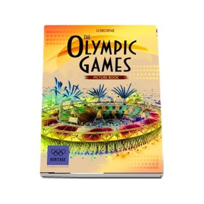 The Olympic Games picture book