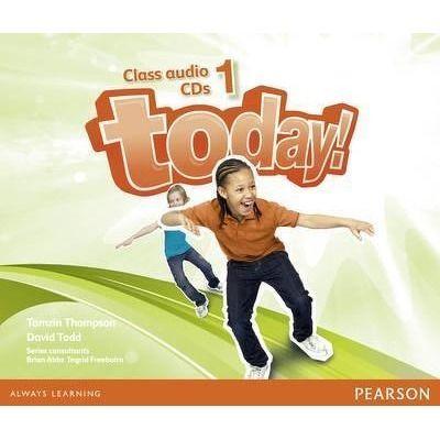 Today! 1 Class CD