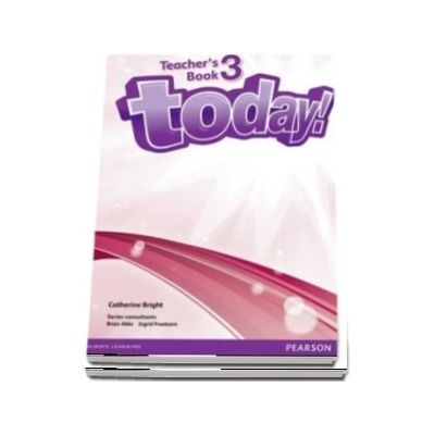 Today! 1 Teachers Book and DVD Pack