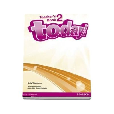 Today! 2 Teachers Book and DVD Pack